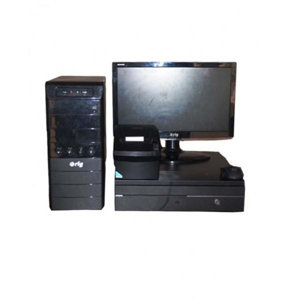 POS Terminal ( Cash Drawer, Barcode Scanner.Thermal Printer)