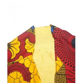 3 in 1, Ladies Ankara Kimono Jacket
