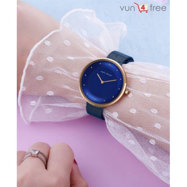 Mini Focus Fashion Women Quartz Wristwatch