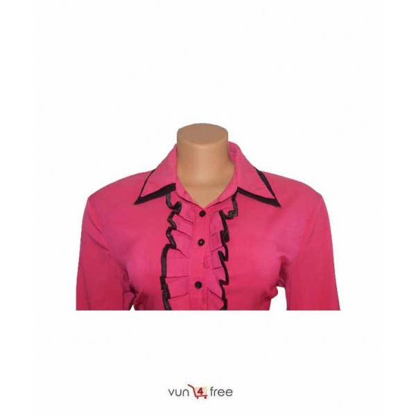 Size L, Long Sleeves Shirt with a Trouser Pant