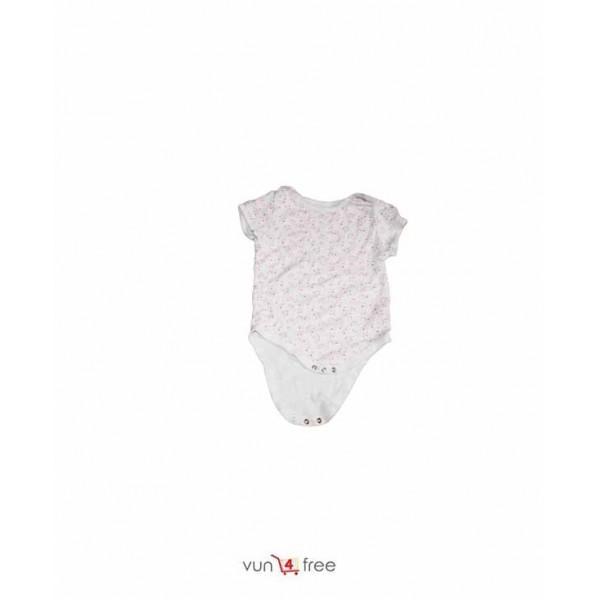 Size 6 - 12months, 2-in-1 Baby Bodysuits