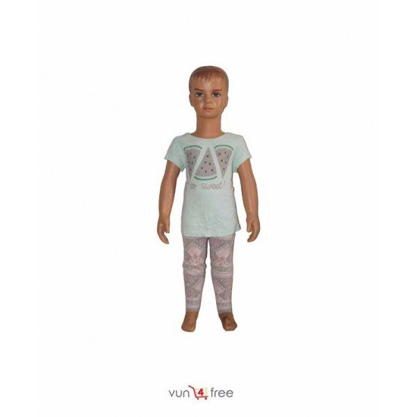 Size 3 - 4years, Female Top with a Joggers