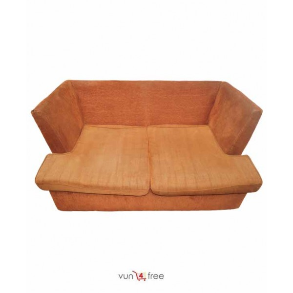 2-seater Acrylic Fabric Couch