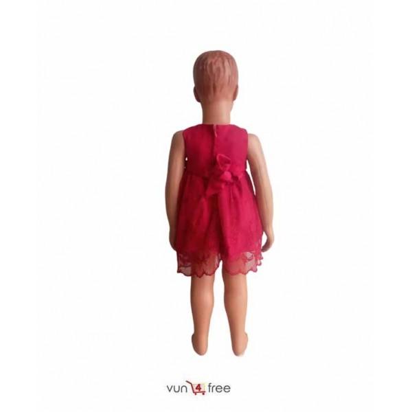 3 - 8months, Female Bow Dress
