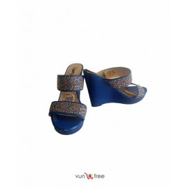 Size 37, Wedge Slippers