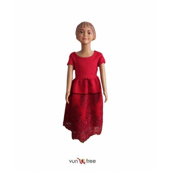 Size 8 - 10years, Female Ball Gown