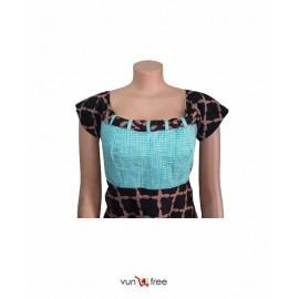Size L, Ankara Flay Gown
