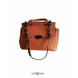 Big Size, Leather Handbag