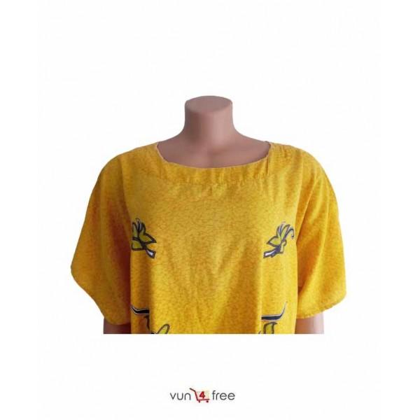 Size XL, Ankara Bubu Gown