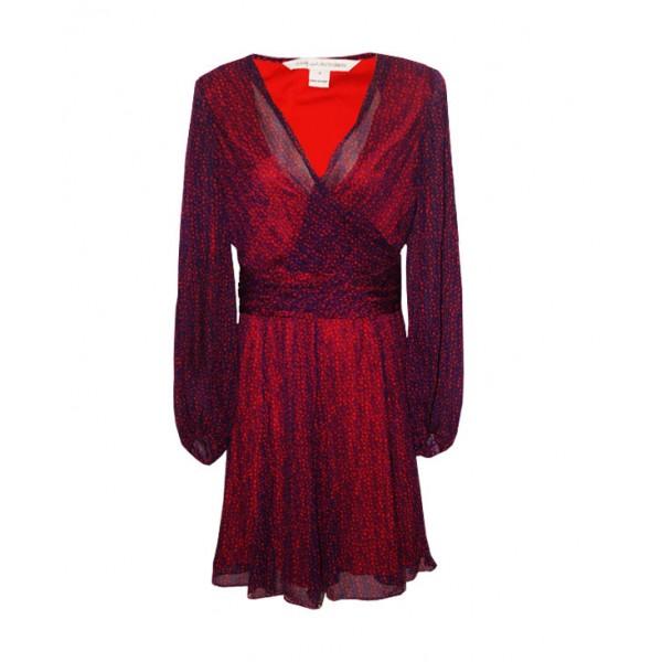 Size 6, women's chiffon Gown