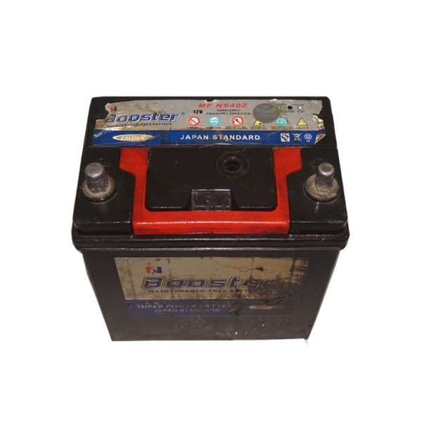 Maintenance free car battery-12V36AH-NS40Z-MF