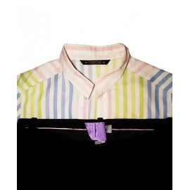 Size M, Ladies Check Shirt with Trouser