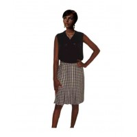Size L, Check Skirt ..