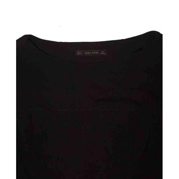 Size L, Women's Black Gown