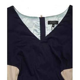 Size 18, Sleeveless Papaya Gown