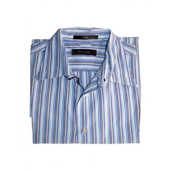 Size L, Men's Striped Shirt