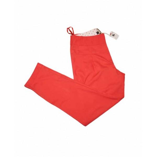 Size L, Women's Plain Trouser