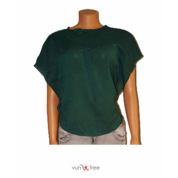 Size L, Chiffon Top with a Chinos Trouser