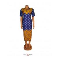 Size M, Ankara Gown