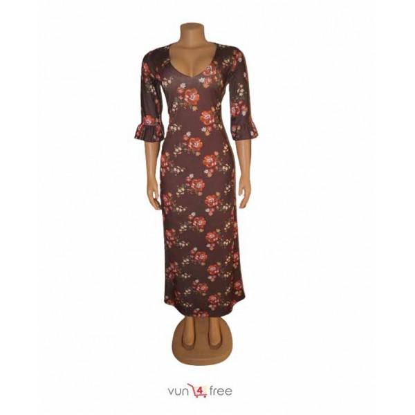 Medium-Size Maxi Gown