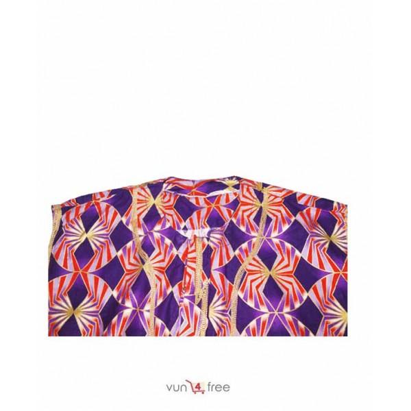 Size L, Male Ankara Dashiki Top with a Trouser