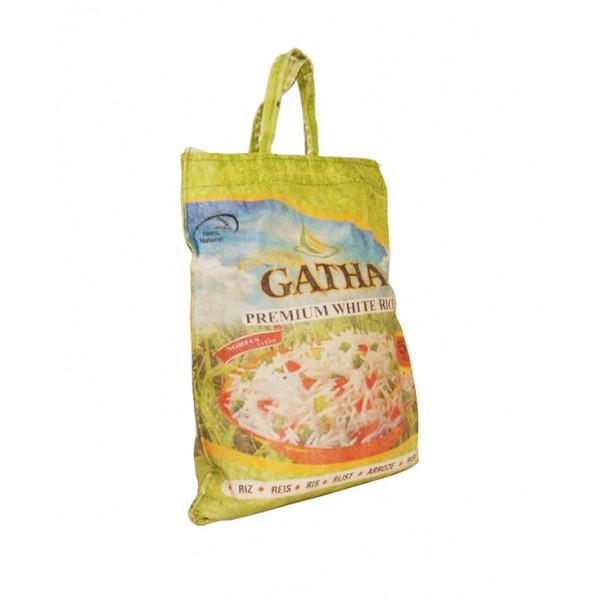 5kg bag of Gatha Premium White Rice