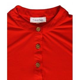 Size L, Calvin Klein Gown