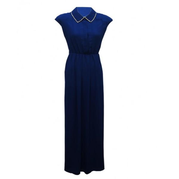 Size 10, Chiffon Maxi Gown