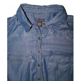 Size L, Jean Jump Suit