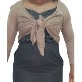 Size XL, Lady's Skirt with Fashion Top