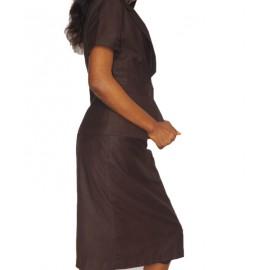 Size XL, Classic Lady's Skirt Suit