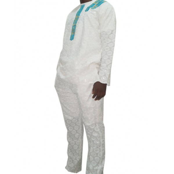 Size XL, Men's Smart Lace Outfit