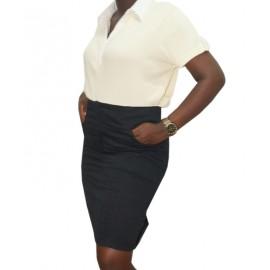 Size XL, High Waist Skirt and Top