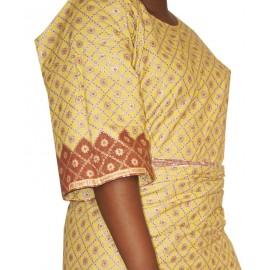 Size XL, Lady's Ankara Iro & Buba Attire