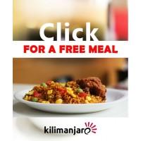 A FREE MEAL At Kilim..