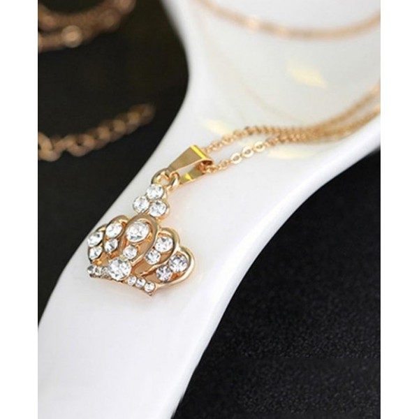 Women Crown Jewelry Set