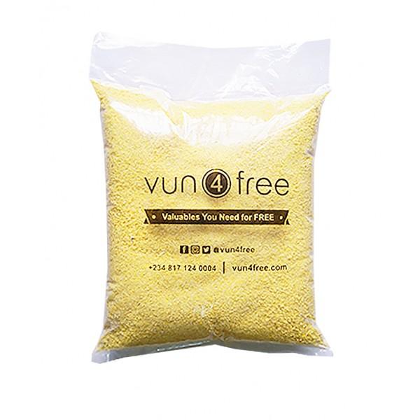 3kg bag of Yellow Garri 38