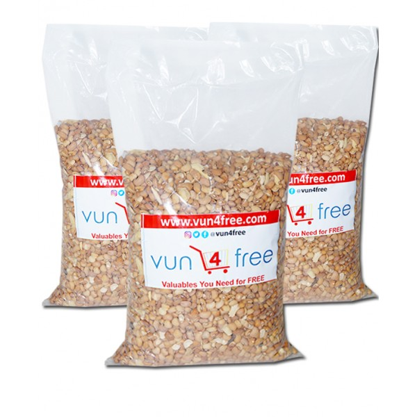 2.5kg  Bag of Brown Beans
