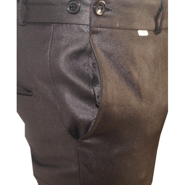 Size 32, Men's Black Suit Trouser