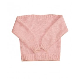 (1-3 Years) Classic Knitted Baby Sweater Set