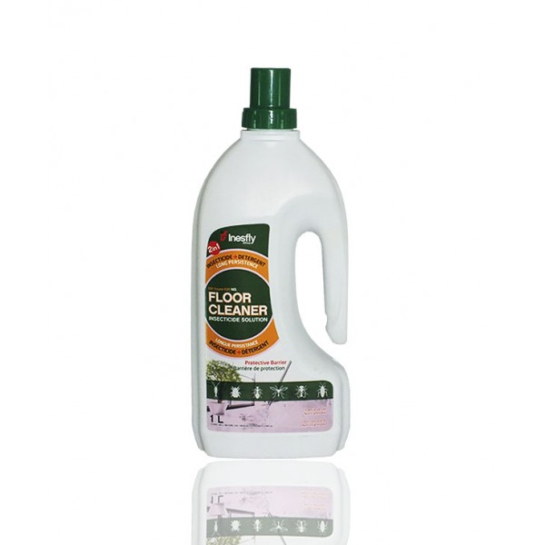 1 Litre, Inesfly Floor Cleaner Insecticide Solution