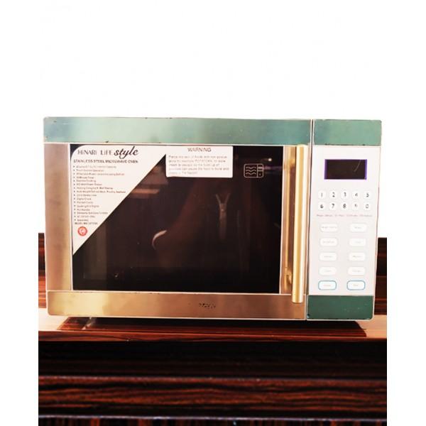 Hinari Stainless Steel Microwave Oven