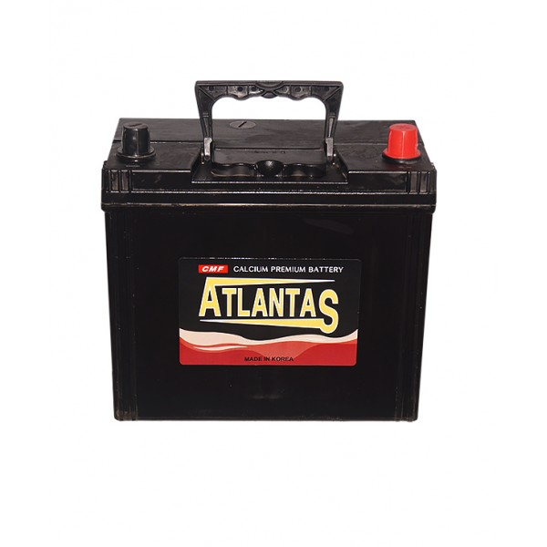 Atlanta Car Battery (12V, 43Ah, 20hrs)