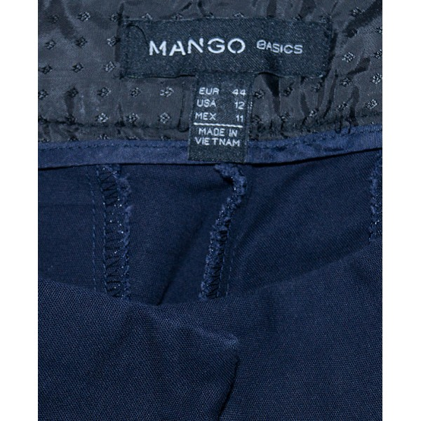 Size 44, Navy Blue Lady's Corporate Trouser