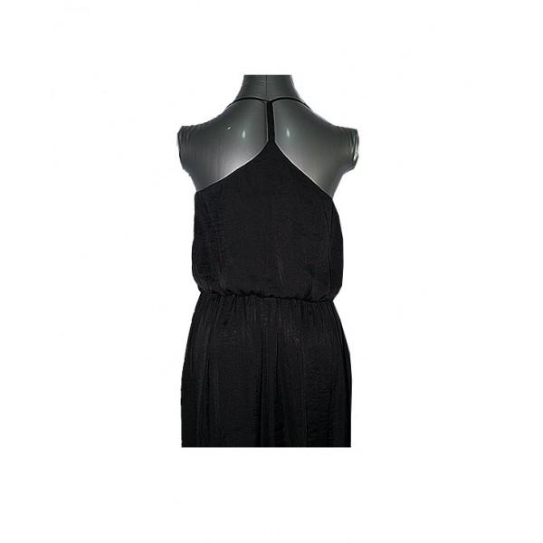 Size 12; Black Spaghetti gown
