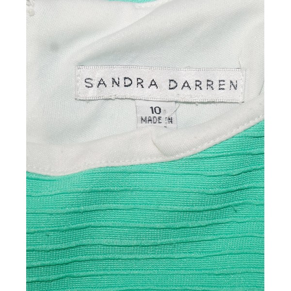 Size 10,  Sandra Darren Midi Gown