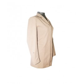 Size 14, Brown Long Sleeve  Female Jacket