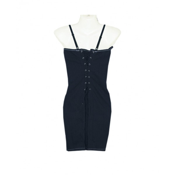 Size L, Fashionable Padded Jean Camisole