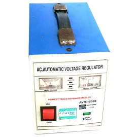 AVR-1000s Automatic Voltage Stabilizer
